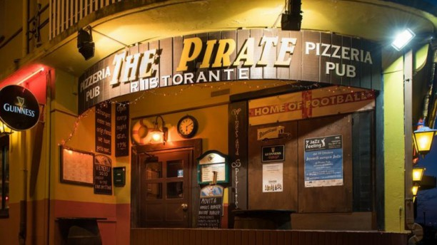 The Pirate Pub Esterno