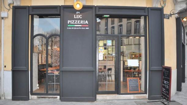 Chez Luc Pizzeria Entrée