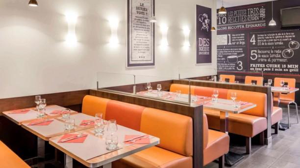 Restaurant Ibis Chartres Centre Cathédrale Salle