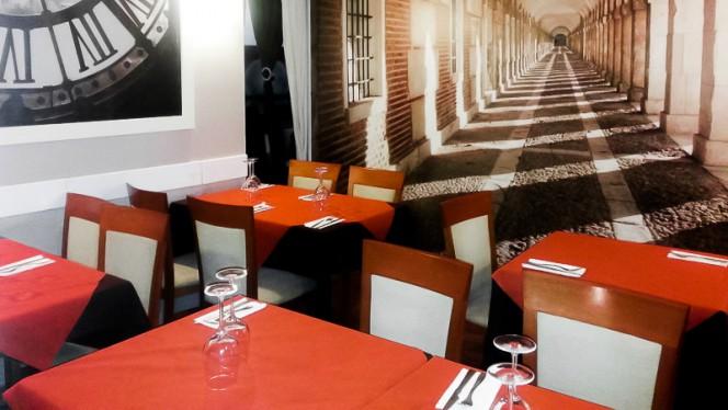 Vista sala - Chumy, Aranjuez
