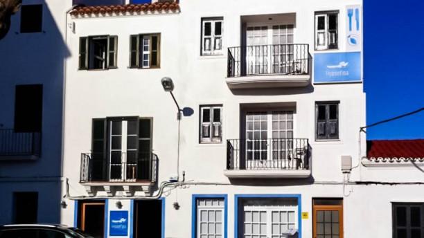 La Josefina Es Castell Vista entrada