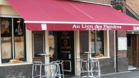 Le Lion des Flandres, Lesquin