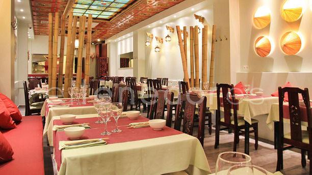 Restaurant un capítol de vietnam à barcelona menu avis