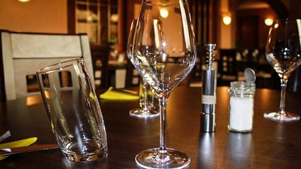 Restaurant Le Coin Gourmand detail salle