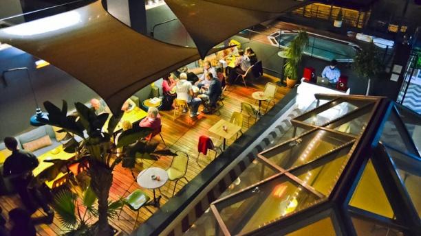 Roof - Hotel Boutique Casa Romana Vista terraza
