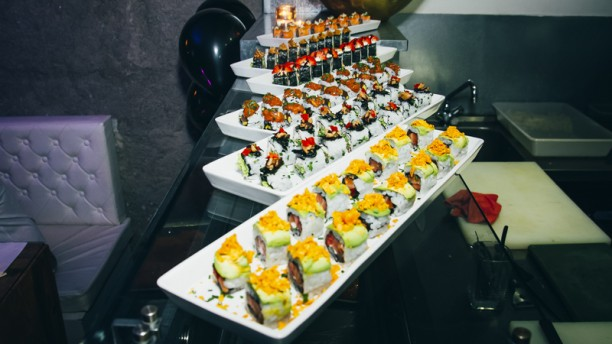 In funchal restaurant reviews menu and prices for Aka japanese cuisine lounge