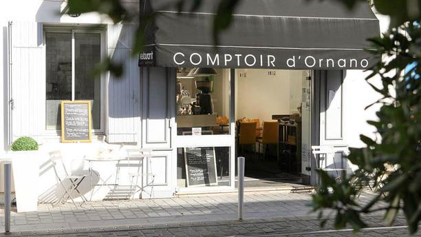 Comptoir d'Ornano devanture