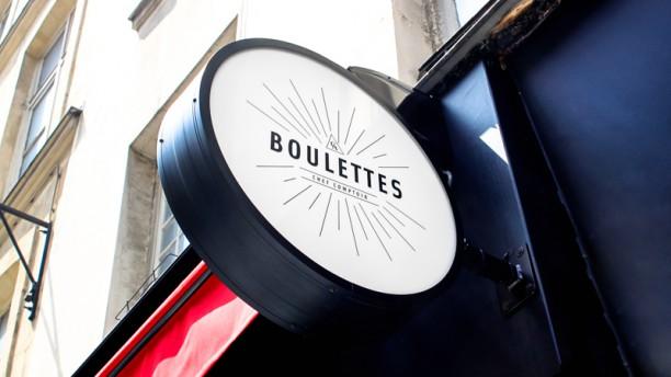 Boulettes Devanture