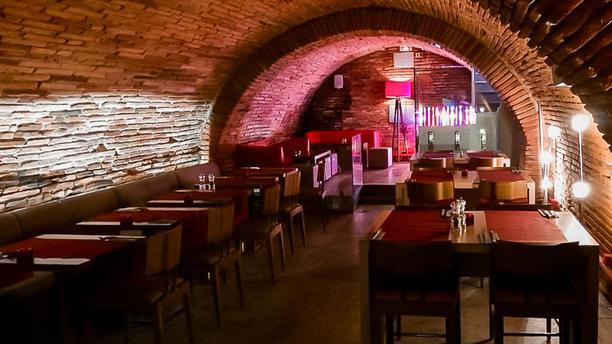 Moor Salle du restaurant