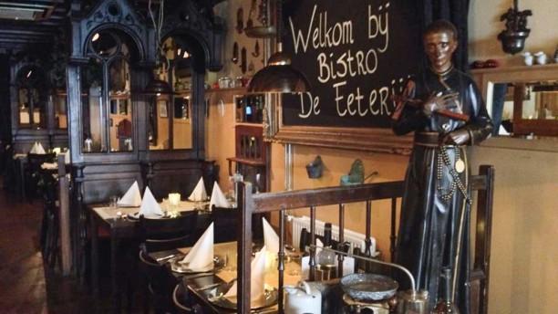 Bistro de Eeterij Restaurantzaal