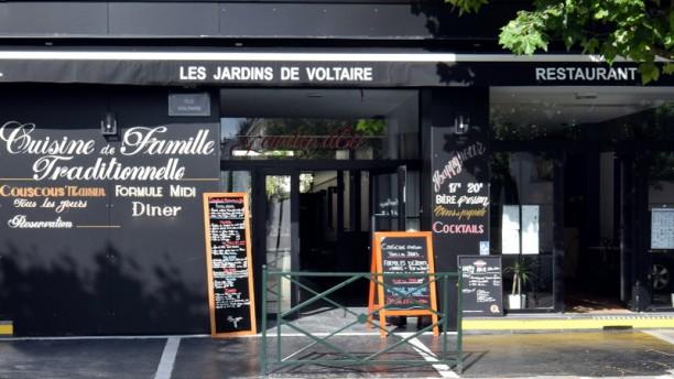 Les Jardins de Voltaire Façade