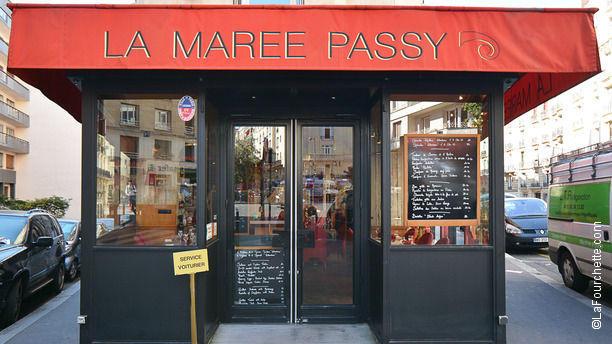 La Marée Passy Bienvenue au restaurant La Marée Passy