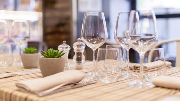 Taberna Consoli tavolo