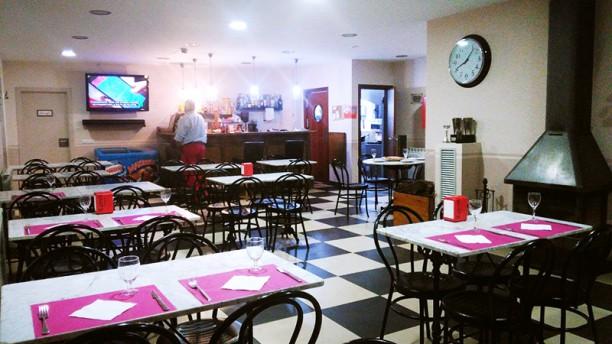 Restaurant de Pradell Sala
