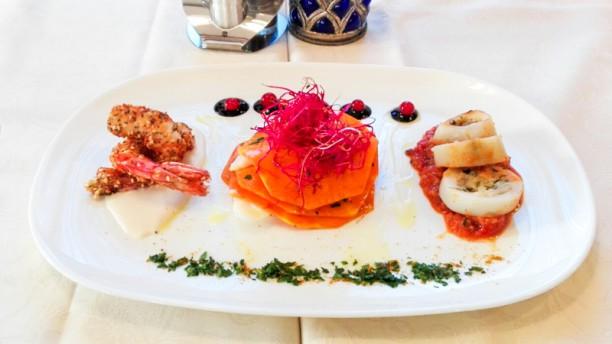 Tito's Spaghetti Club Antipasto di mare