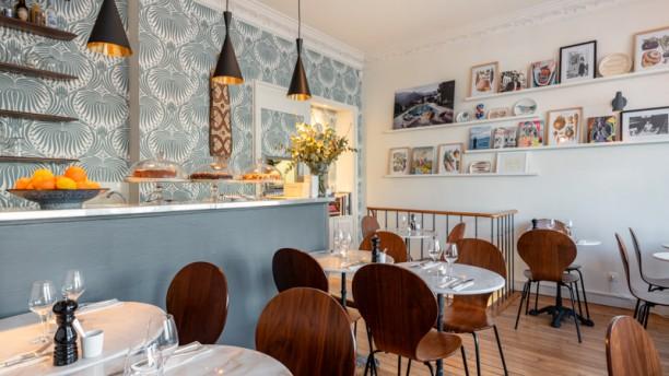 Le Petit Plateau Salle du restaurant