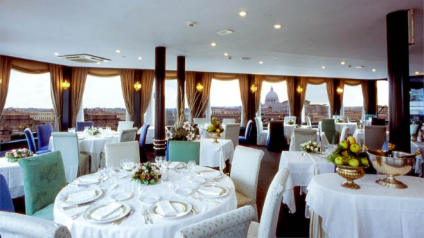 Les Etoiles In Rome Restaurant Reviews Menu And Prices