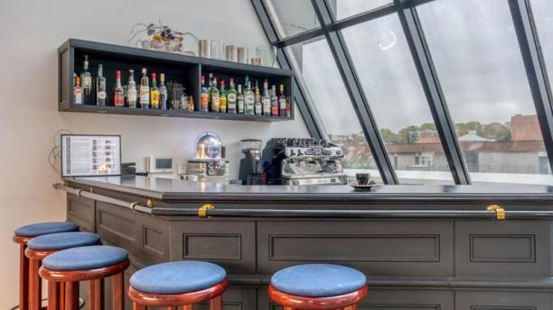 Rooftop 17 vue de la salle