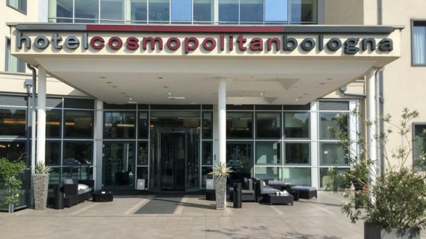 Cosmo's Ristorante entrata