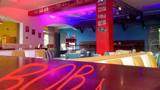 BOB's Burger & Grill L ambiente