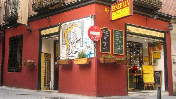 Cervantes Vista fachada