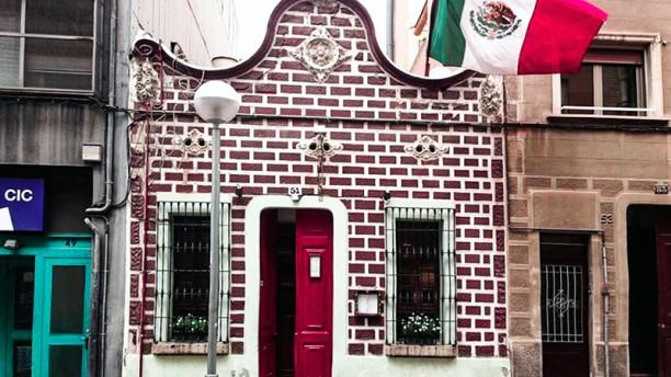 Cantina Mexicana Fachada