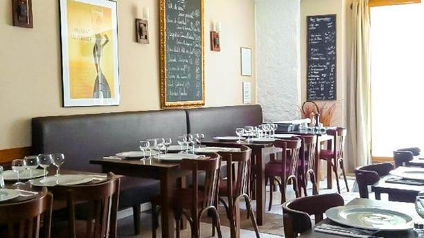 Restaurant au resto 39 lyon croix rousse 30 avis for Resto lasalle
