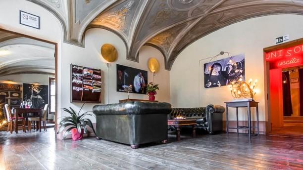 Unisono Jazz Restaurant&Cafè sala
