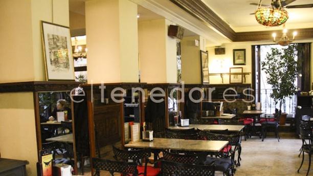 Café de los Austrias Vista sala