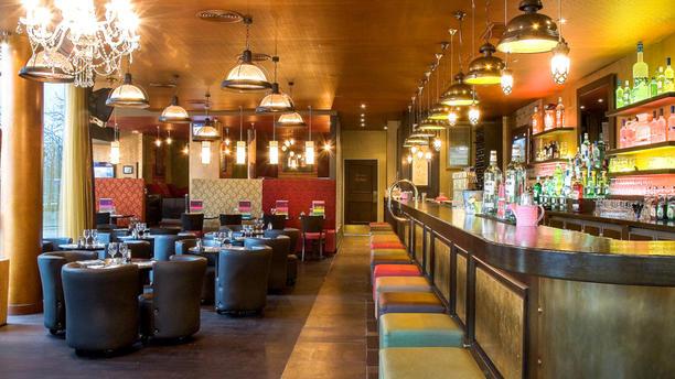 Charlie Birdy Suresnes Salle du restaurant