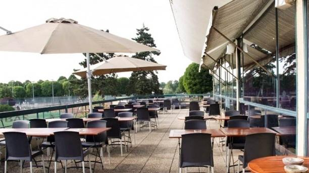 Events Club House Maisons-Laffitte Vue terrasse