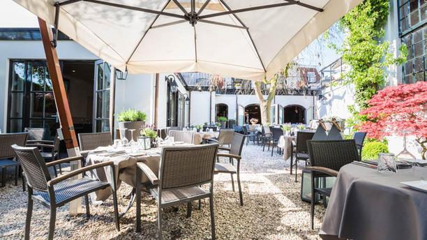 De Heeren van Montfoort Het restaurant