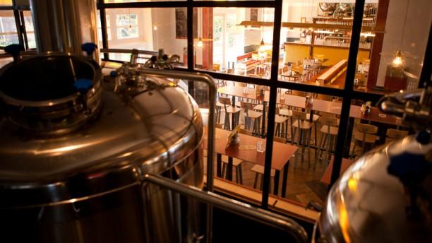 Brouwerij Troost de Pijp Restaurantzaal