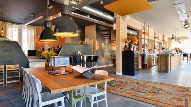 Bij Vermeer Interieur restaurant