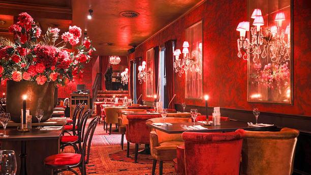 Humphrey's Enschede Het restaurant