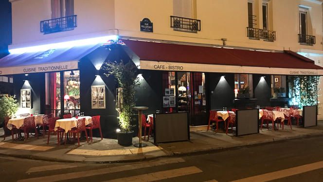 Le Bistrot du Parisien - Restaurant - Paris