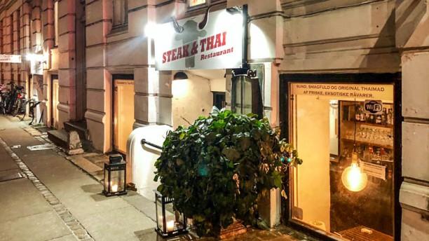 Steak Thai Restaurant I København Restaurant Menu åbningstider