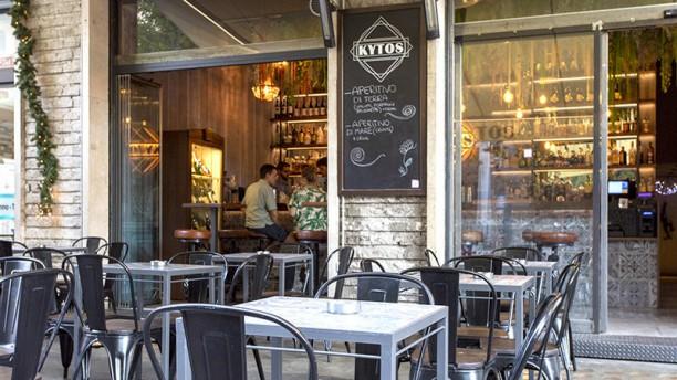 Kytos Ponte Milvio In Rome Restaurant Reviews Menu And