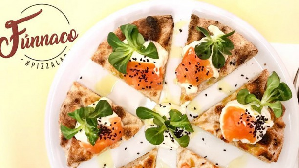 Funnaco PizzaLab Suggerimento dello chef