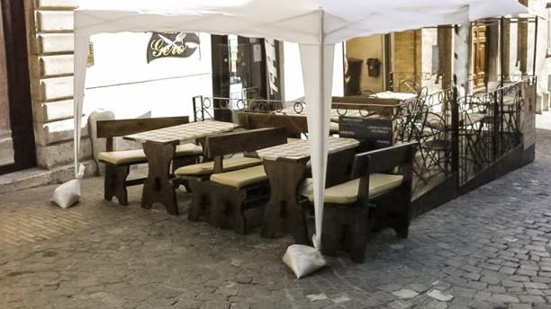 Taverna Gero terrazza