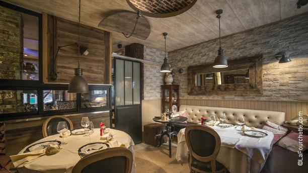 Restaurant au petit paris paris 75017 ternes porte - Auberge dab porte maillot restaurant ...
