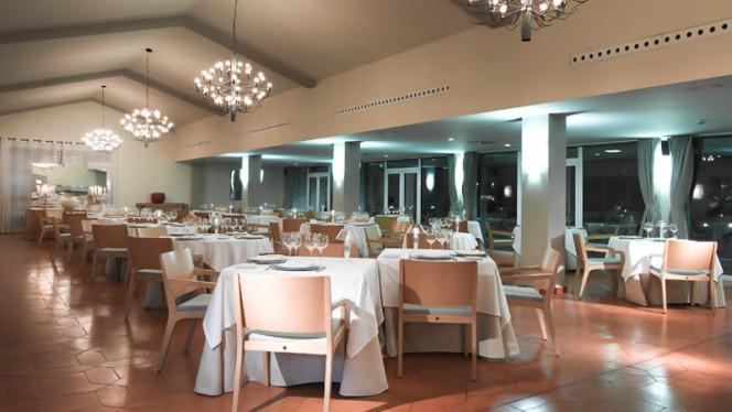 Restaurante Parador de Málaga Golf