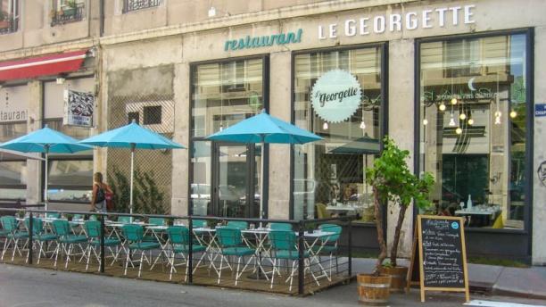 Le Georgette Restaurant Le Georgette