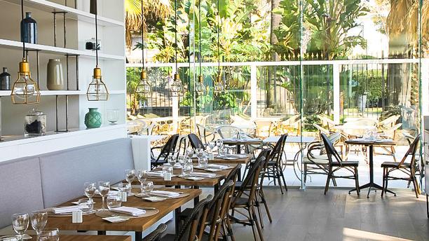 223 Restaurant Vue de la salle