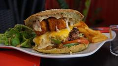 A l'Excès : Brasserie Burger