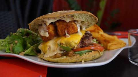 A l'Excès : Brasserie Burger, Toulouse