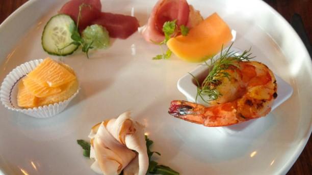 Restaurant & Partycentrum Riddershoeve Suggestie van de chef