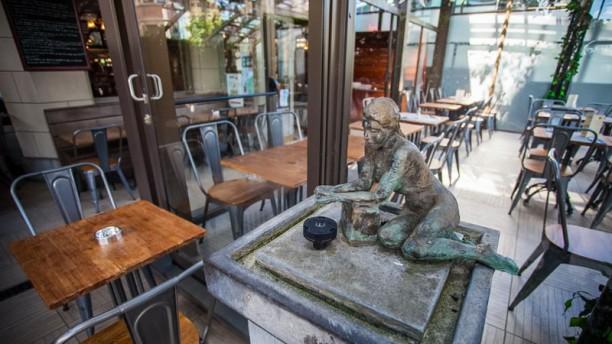 La terrasse in etterbeek restaurant reviews menu and