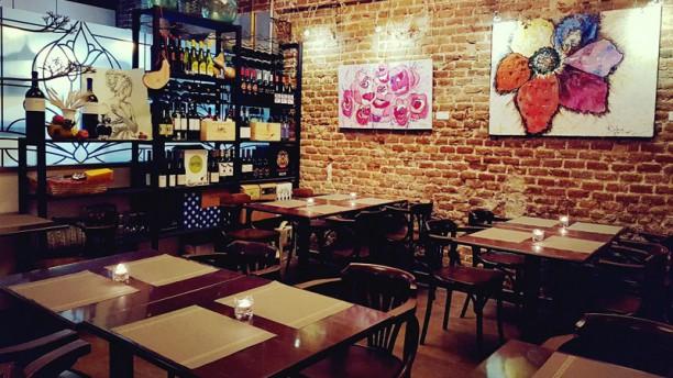 Toc De Gralla Interior Restaurante Toc De Gralla