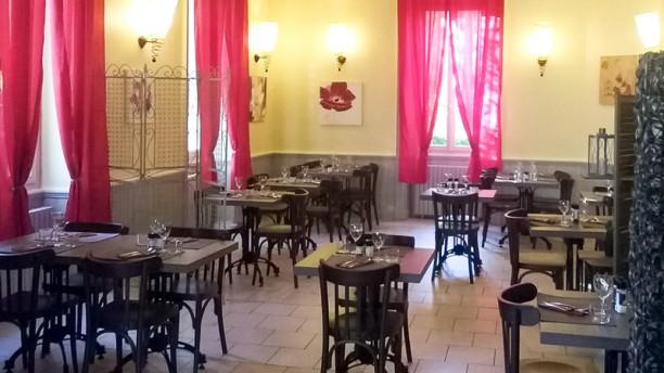 Auberge du Cheval Blanc Salle de restaurant